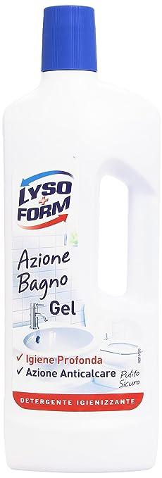 12 opinioni per Lysoform- Bagno Gel, Detergente Igienizzante- 6 pezzi da 750 ml [4500 ml]