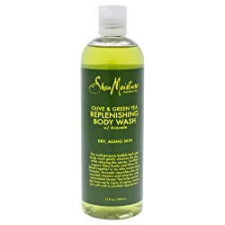 SheaMoisture Olive & Green Tea Body Wash