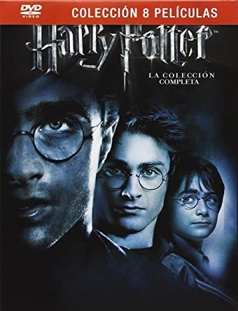 Pack Harry Potter 17 [DVD]: Amazon.es: Alan Rickman, Daniel ...