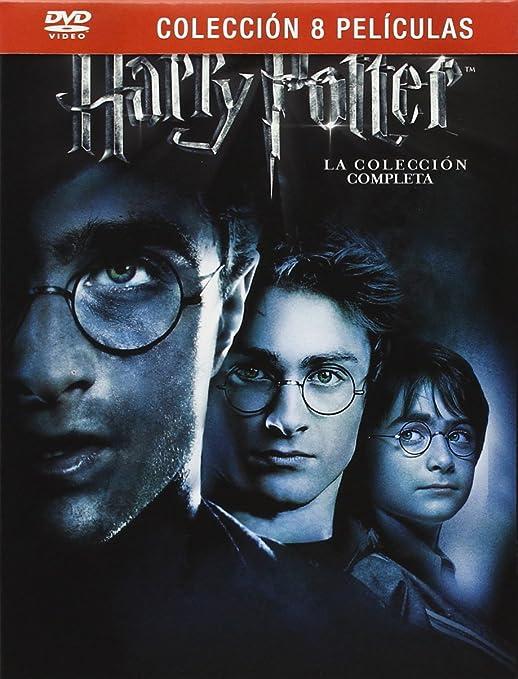 Pack Harry Potter 17 [DVD]: Amazon.es: Alan Rickman, Daniel ...