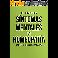 Síntomas Mentales en Homeopatía
