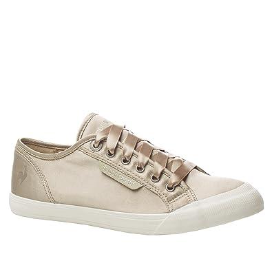 Satin Coq Chaussures Dor Femme Deauville Sportif Le 1210164 Plus MpSUzV