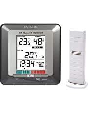 La Crosse Technology WS272-MEG Temperature Station with Air Quality Indicator - Grey