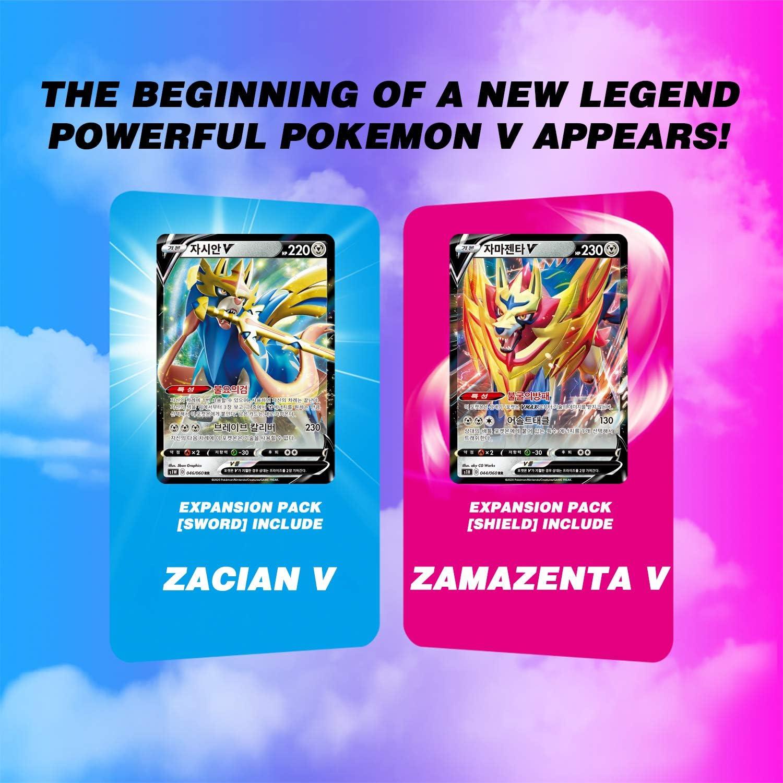 Pokemon Card Sword & Shield Booster Pack Box 30 Packs in 1 Box + ...