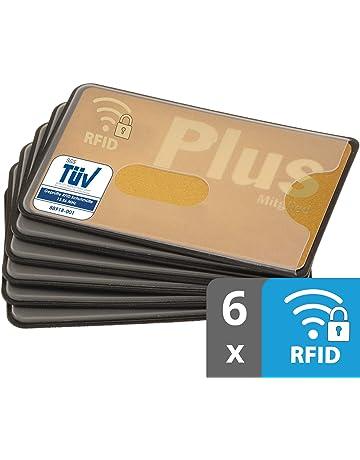 Schutzhüllen Soft für Kreditkarten Visitenkarten Bankkarten Personalausweis TOP