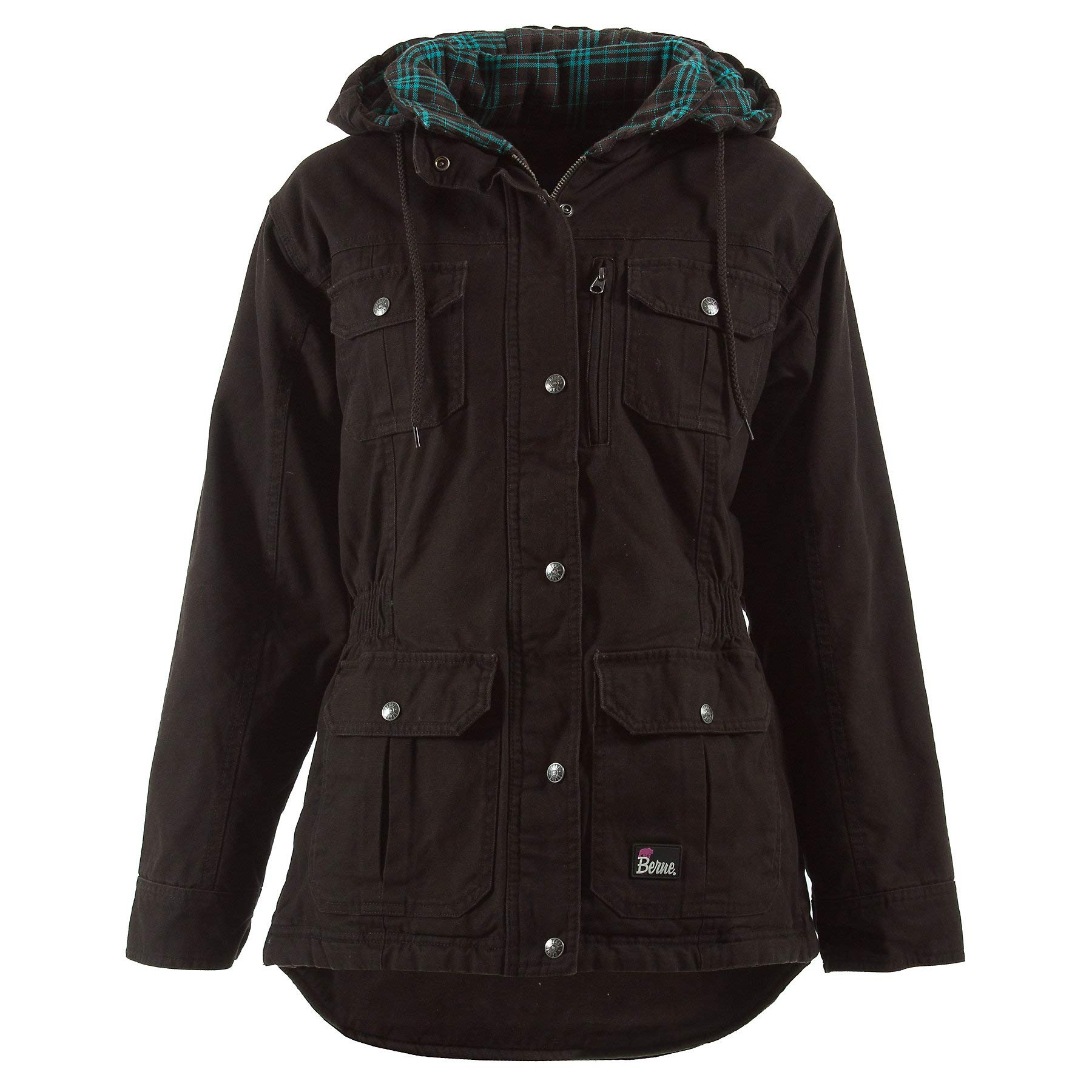 Berne Ladies Softstone Quilted Barn Coat