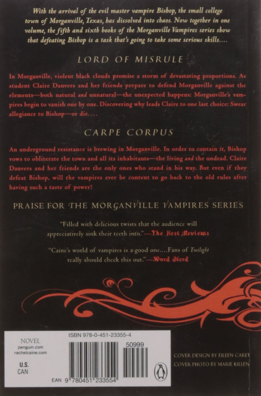 Amazon: The Morganville Vampires, Vol 3 (9780451233554): Rachel Caine:  Books