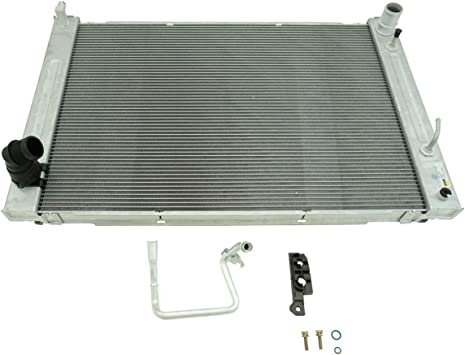 Radiator For 2007-08 Nissan Maxima 3.5L 1 Row
