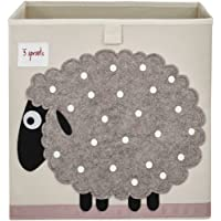 3 Sprouts Storage Box - Sheep