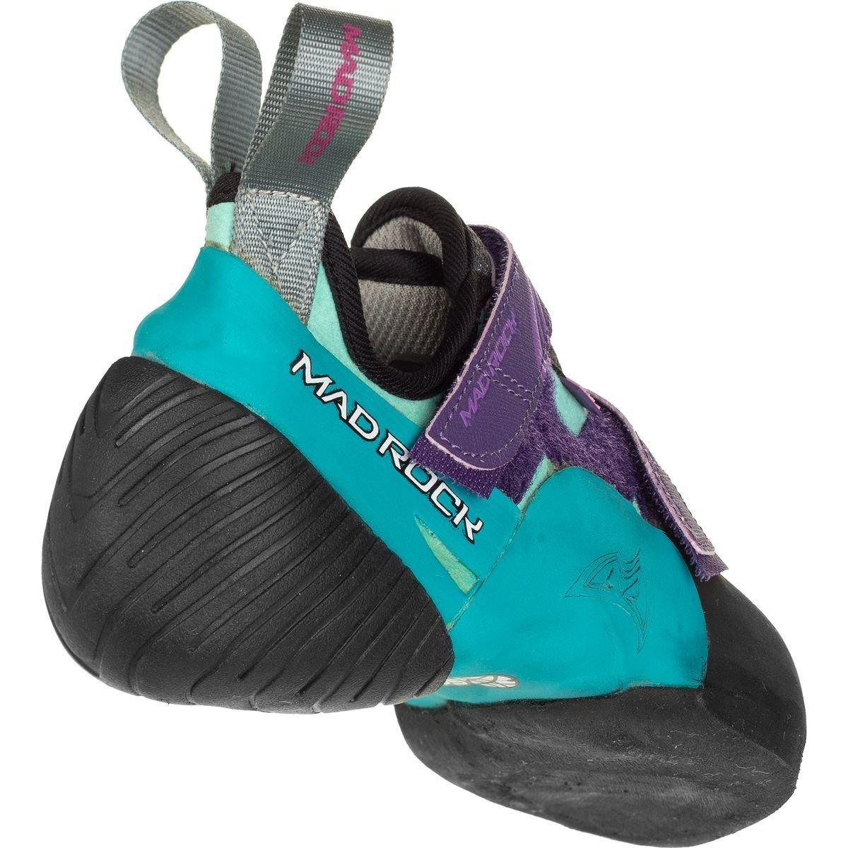 Mad Rock Lyra Climbing Shoes - Women's B00L8BWLU2 9 B(M) US|Black/Purple/Turquiose