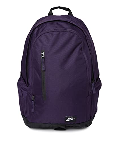704f1930c9 Image Unavailable. Image not available for. Colour  Nike All Access Fullfare  Purple Backpack