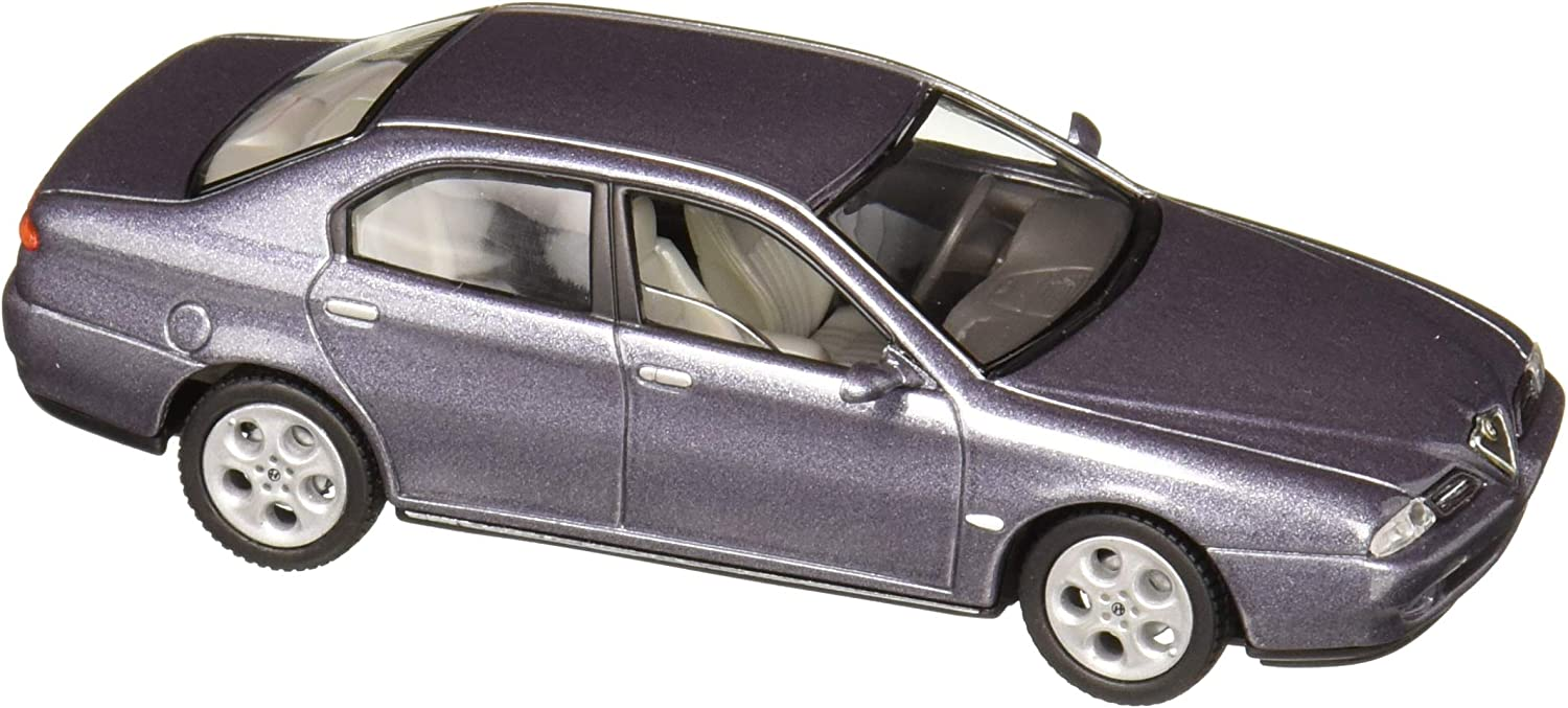 Ex Mag Alfa Romeo 166 Die-cast Model Car HK730