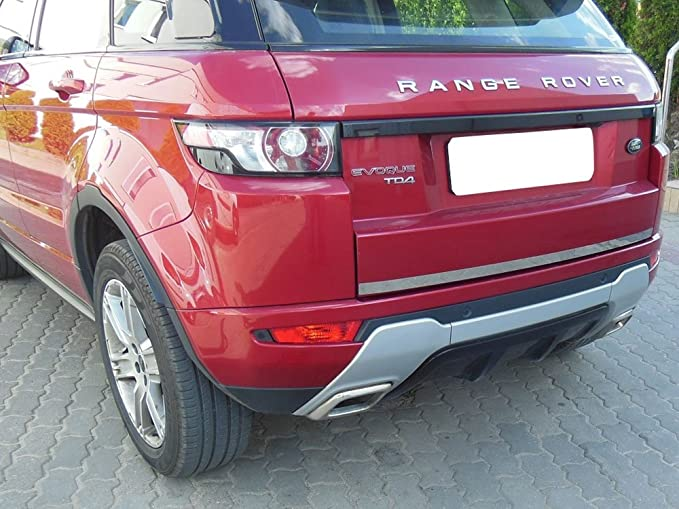 Borde con moldura para 2011 - 2017 Range Rover Evoque - 1 pieza Equipamiento exterior exterior paneles decoración paneles carrocería de cultivo piezas ...