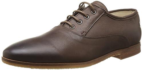 Kost Kelony 47, Chaussures de ville homme - Noir, 40 EU