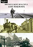 Britain's Most Beautiful Lost Railways [DVD]