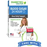 Diabetes Doctor Daily Support - 7 in 1 Blend for Daily Diabetes Needs and High Blood Sugar Regulation - Targets Insulin Resis