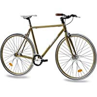 "KCP 28"" Fixie Road Racing Bike FG-1 Flat"