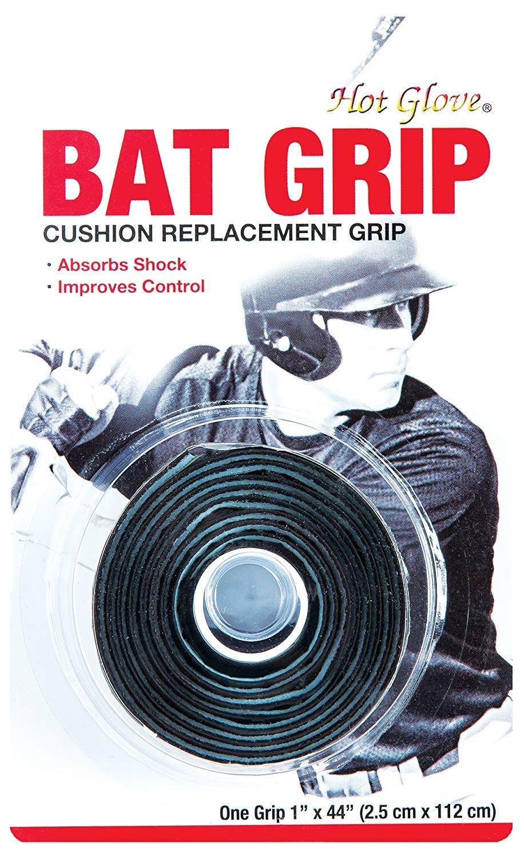Unique Pro Sport Baseball Softball Replacement Bat Grip Tape Gray & Black SPT