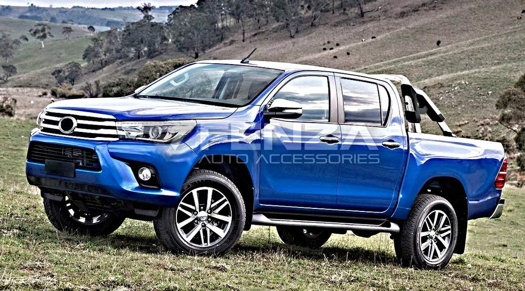 Roll Bar (Flat Base) for 2016-2019 Toyota Hilux by Fenza (Image #3)