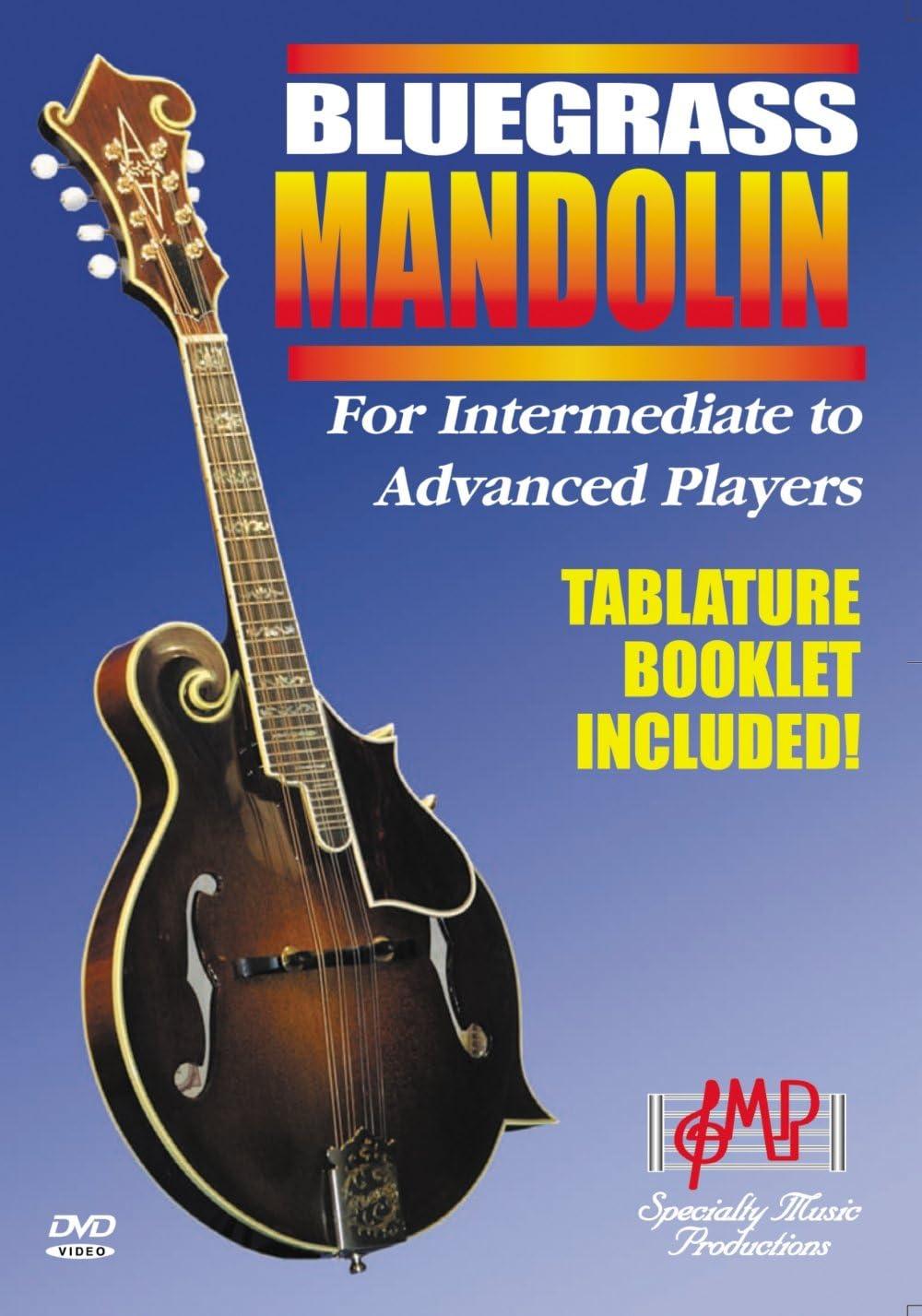 Smp Series: Intermediate Bluegrass Mandolin [DVD]