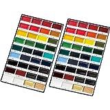 Kuretake Gansai Tambi Water Colors, 36-Color Set (Double)
