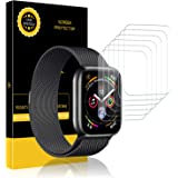 LK 6 Pack Screen Protector for Apple Watch...