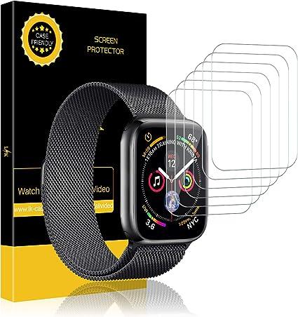 LK Protector de Pantalla para Apple Watch 42mm / 44mm Series 5/4 ...