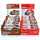 Optimum Nutrition Whipped Bites - Mixed Flavour 24 Pack, Strawberry Cream & Chocolate