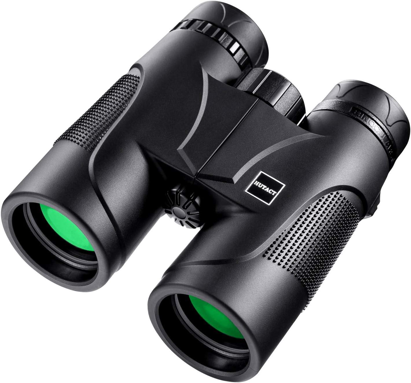 Hutact Fernglas Kompakt 10 42 Ferngläser Feldstecher Kamera