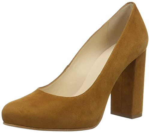 Numar_18_KS, Zapatos de Tacón para Mujer, Rosa (Tuscany), 38 EU Unisa