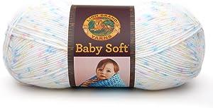 Lion Brand Yarn 920-293 Babysoft Yarn