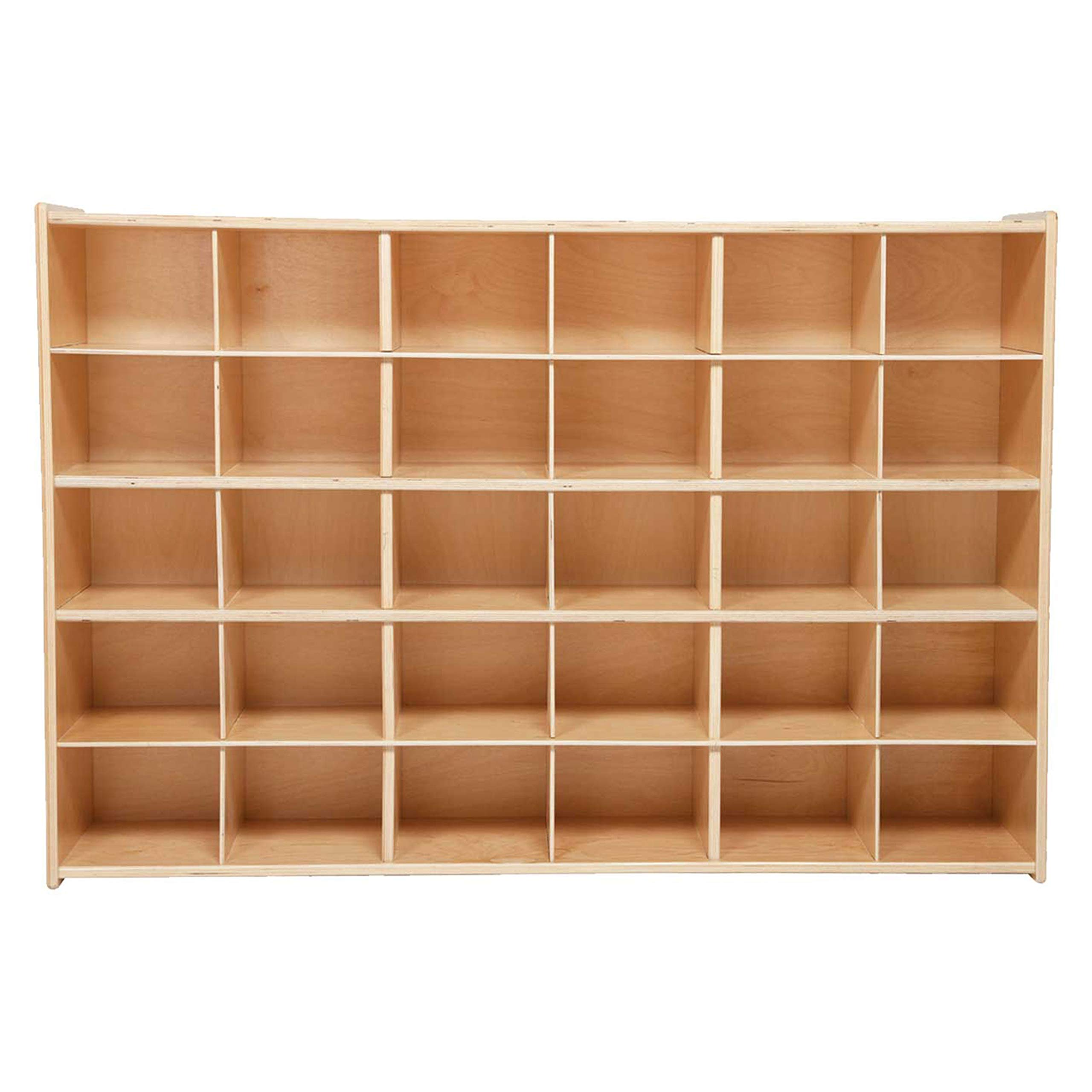Contender 30 Cubby Wooden Storage Unit - RTA by Contender