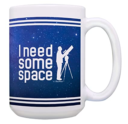 Amazon com | Space Travel Mug I Need Some Space Camping