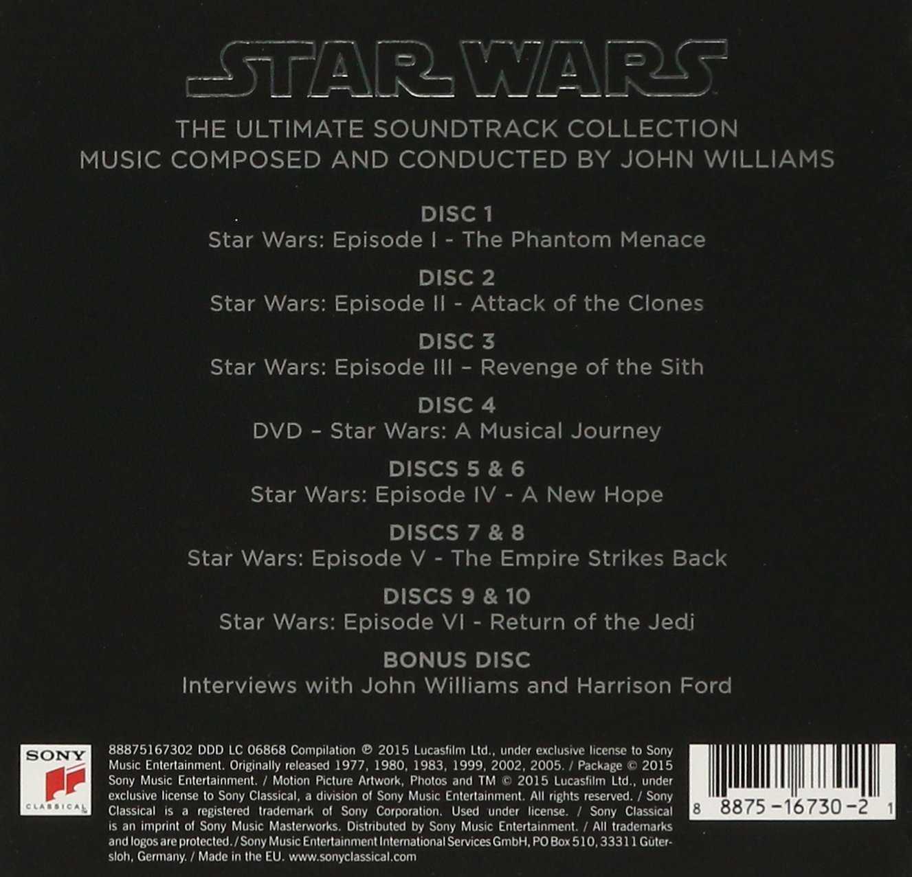 Star wars the force awakens soundtrack flac torrent