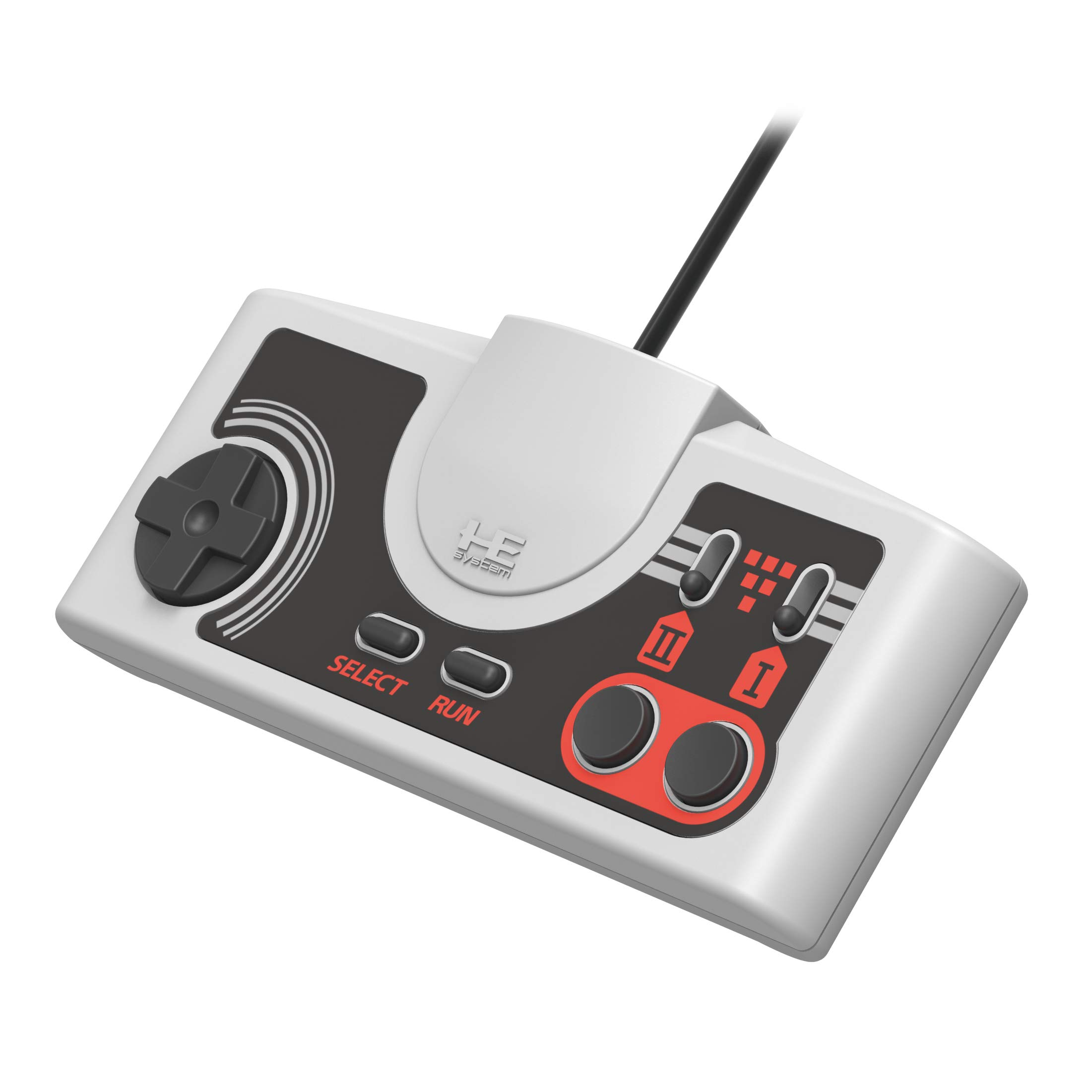 Official Turbo Controller for Turbografx-16 Mini by HORI