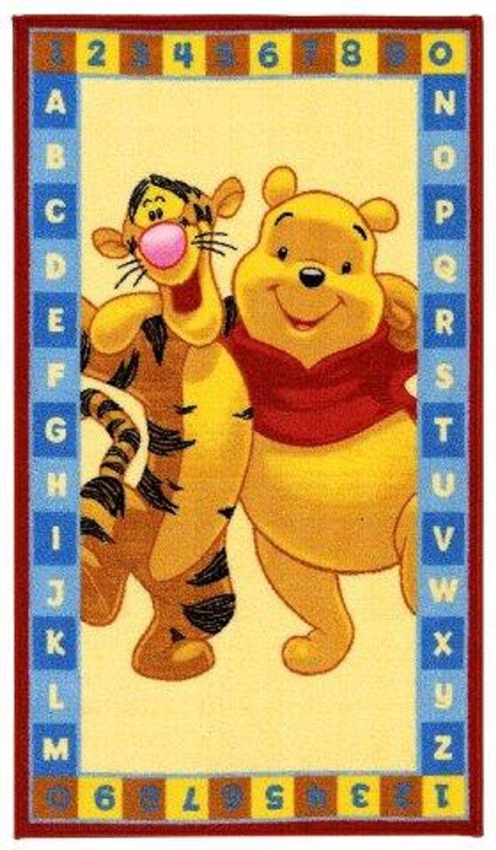Teppich Kinder Teppich Kinder Teppich Kinderteppich mit Winnie the Pooh Dieser wundersch/öne und Kinderteppich mit Winnie ist in der G Wandteppich Kinderteppich ABC Modell Kinderteppich Disney Winnie the Puuh B/är Kinderspielteppich