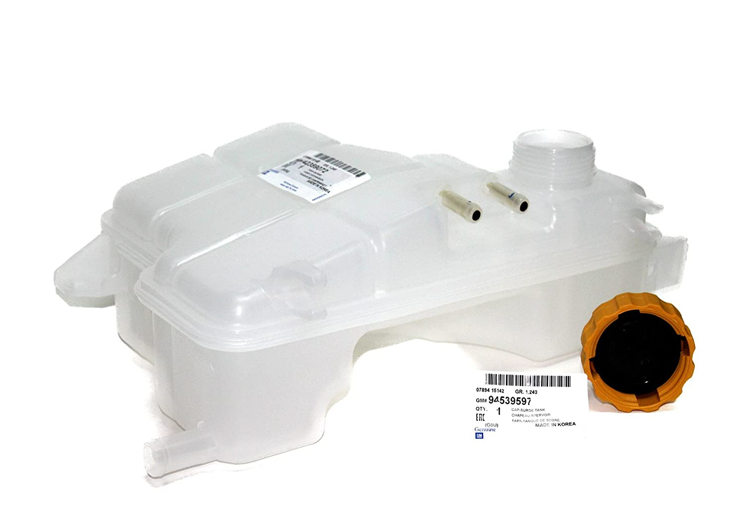 Coolant Tank Surge Includes Tank Cap for Chevy Chevrolet Epica Part 94539597 95215562 42359072