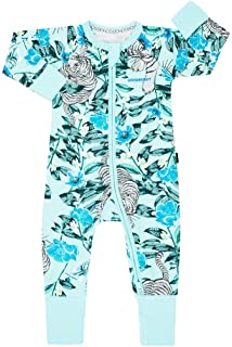 211dd1610 Amazon.com: Bonds Baby Wondersuit 2 Way Zipper Sleep and Play Fold ...