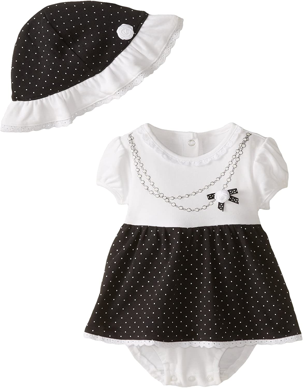 Little Me Baby Girls Necklace Popover