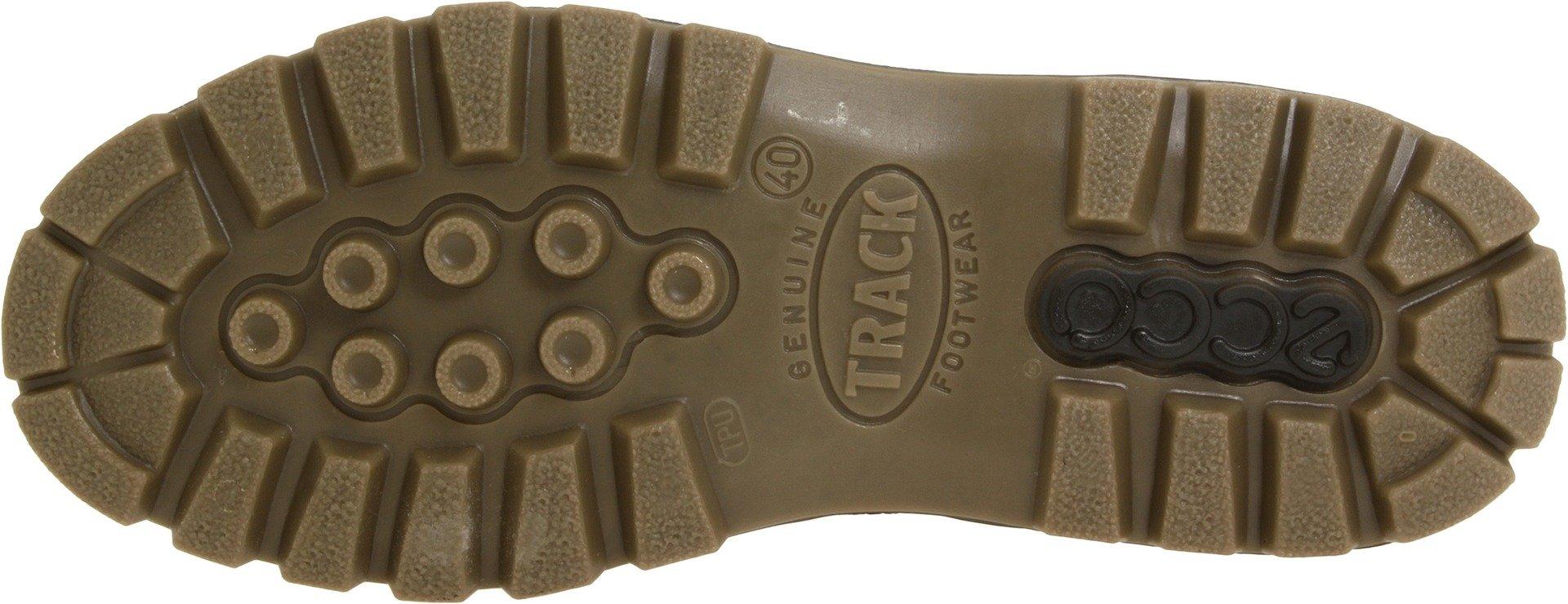 ECCO Men's Track II Mid Gore-Tex Boot,Bison,49 EU (US Men's 15-15.5 M) by ECCO (Image #4)