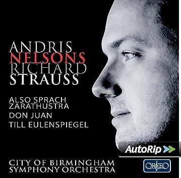 Strauss / Also Sprach Zarathustra