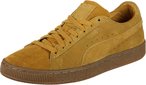 PUMA Suede Classic Pincord Shoes Brown