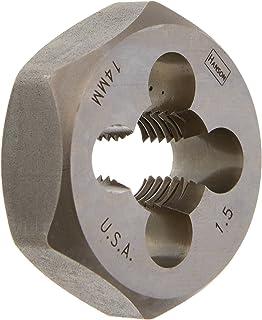 DWTMHX2.5X.45 m2.5 X .45 Carbon Steel Hex Die