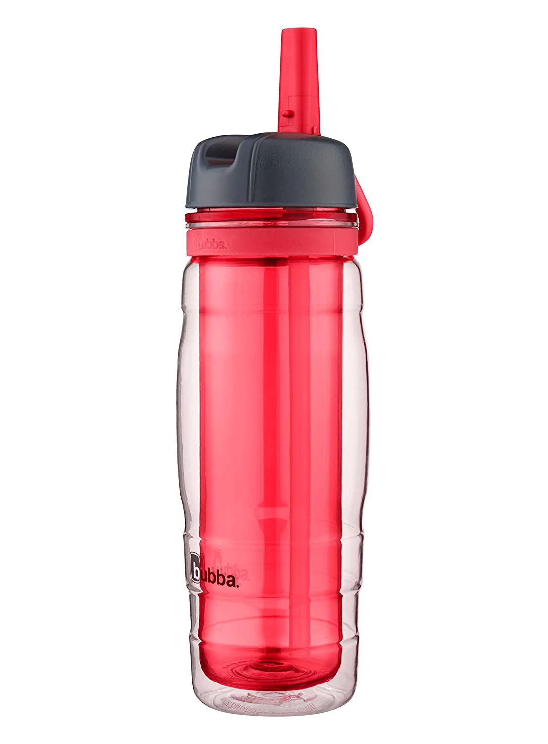 Bubba Raptor Kids Double-Walled Insulated Straw Water Bottle 16 oz Azure 2004993
