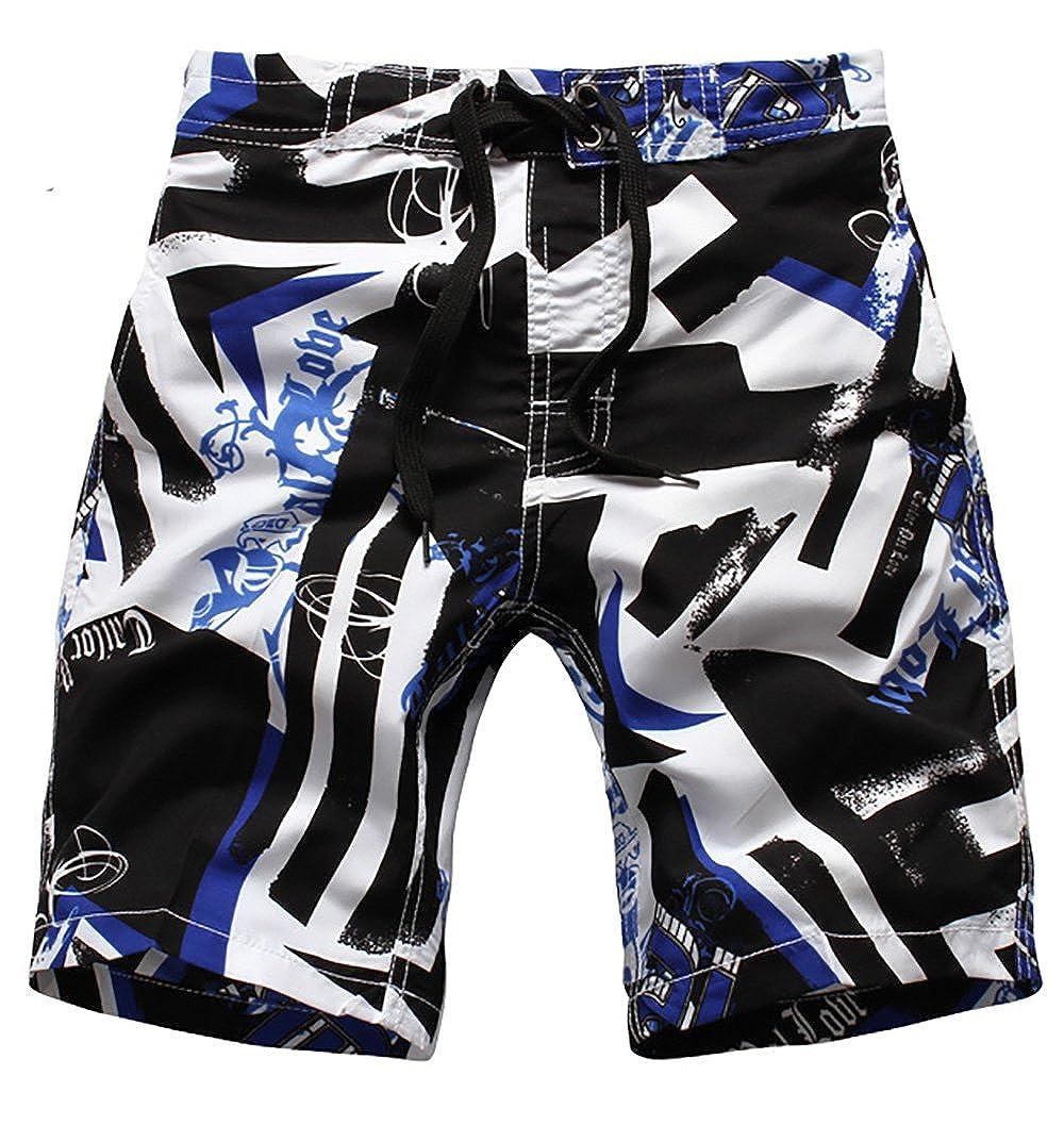 Little Big Boys Beach Shorts Swim Trunks