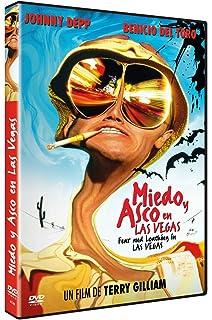 Miedo y Asco en Las Vegas DVD 1988 Fear and Loathing in Las Vegas