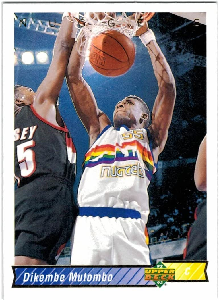 DENVER NUGGETS PLAYING CARDS DECK NEW