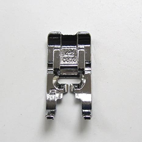 "kunpeng – # 4120373 1pcs para Husqvarna Viking máquina de coser Zig Zag pie pies """