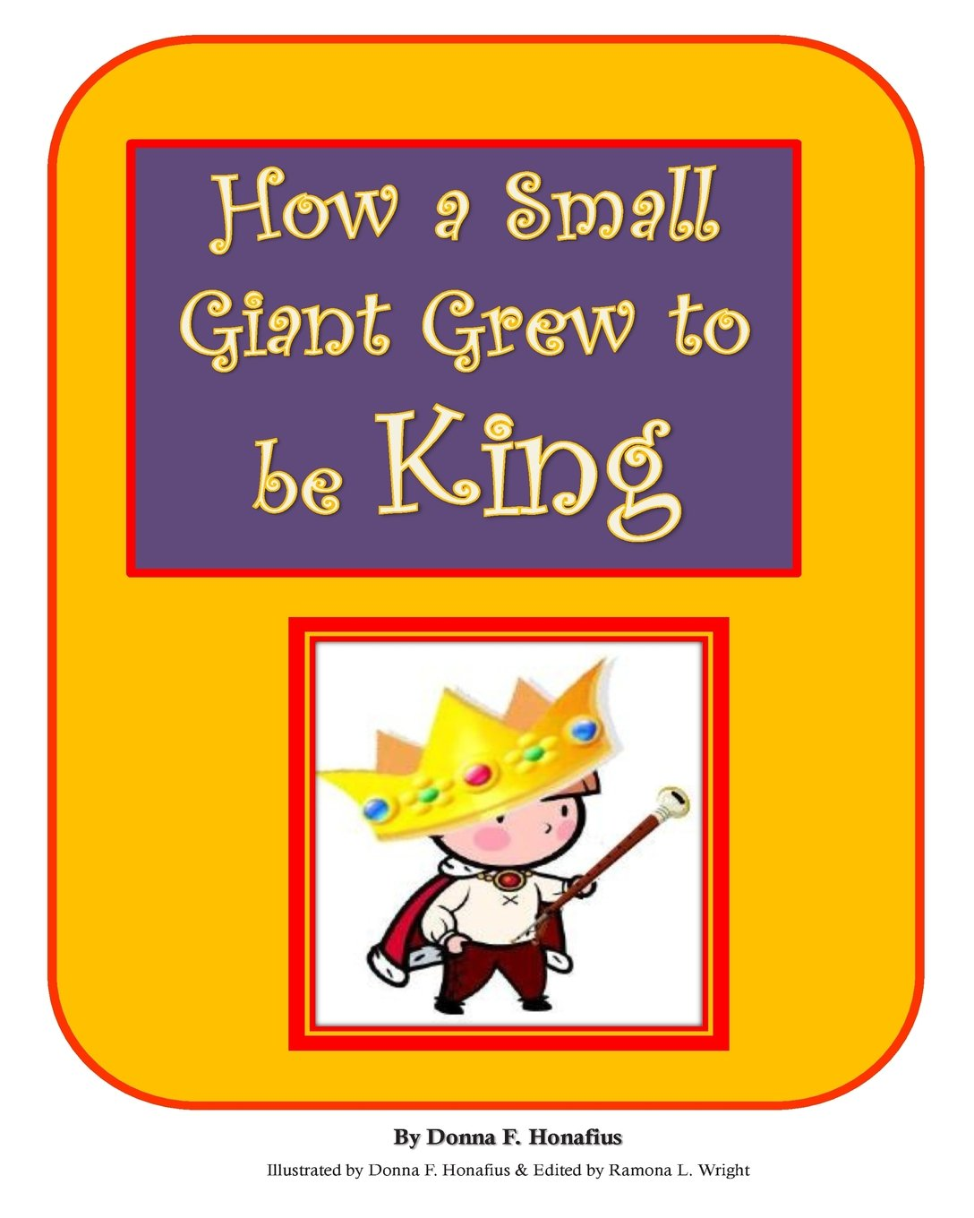 Read Online How a Small Giant Grew to be King PDF ePub fb2 book