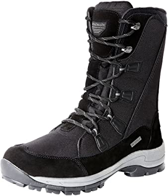 Roadmark Women Waterproof Snow Boots Warm Insulated Boot Winter Outdoor Shoes Mid Calf Light Weight